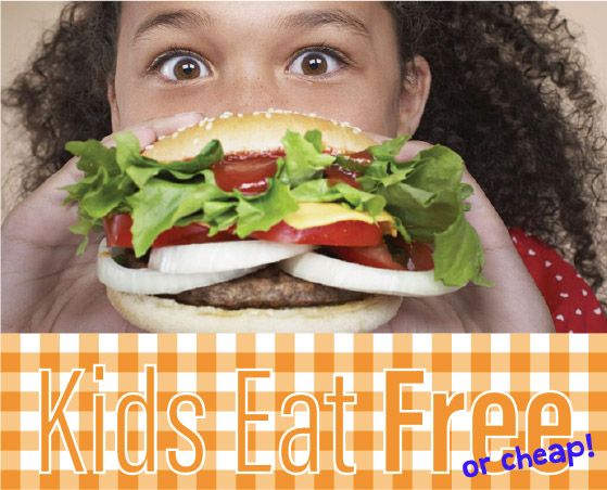 Kids Eat Free Website Image