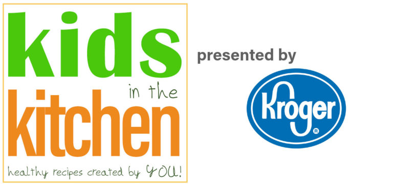 kids in kitchen logo with sponsor website